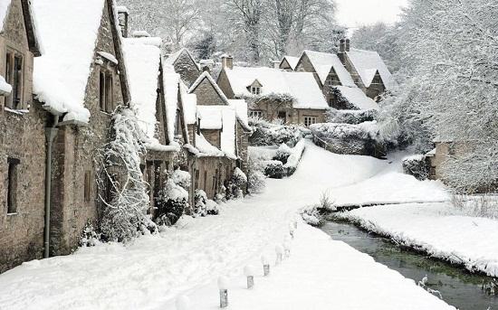Зимние картинки красивые фото