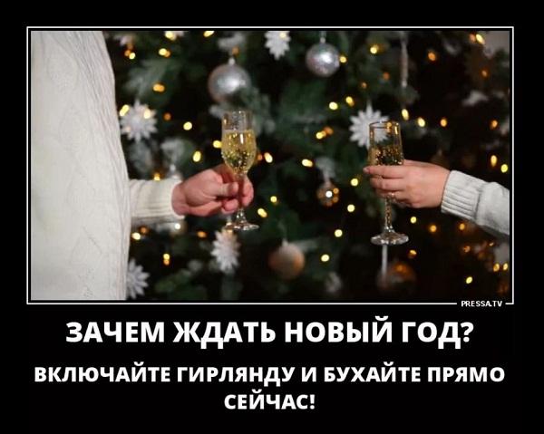 картинки про новый год прикольные с надписями (9)