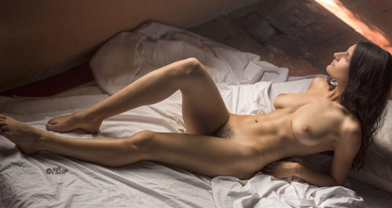 красивое женское тело без ничего (18)