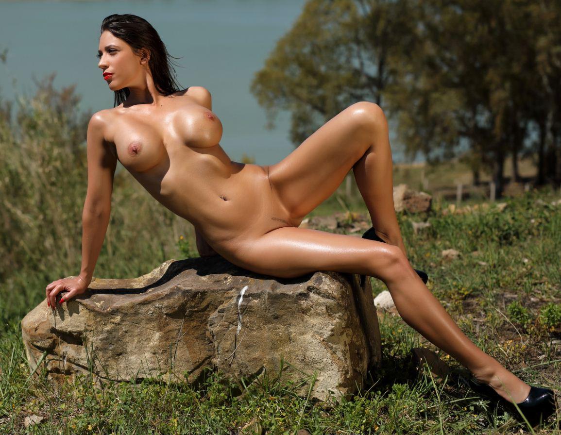 красивое женское тело без ничего (19)